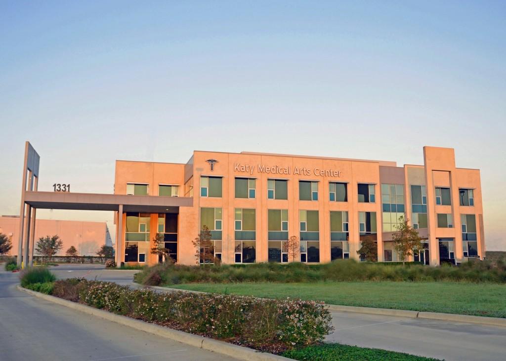 katy-med-arts-building